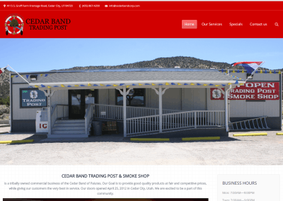 Cedar Band Trading Post