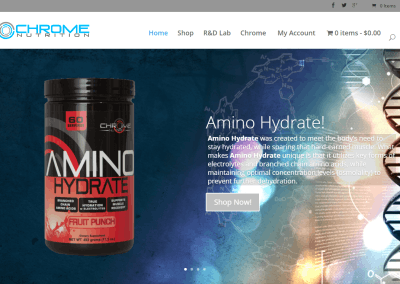 Chrome Nutrition