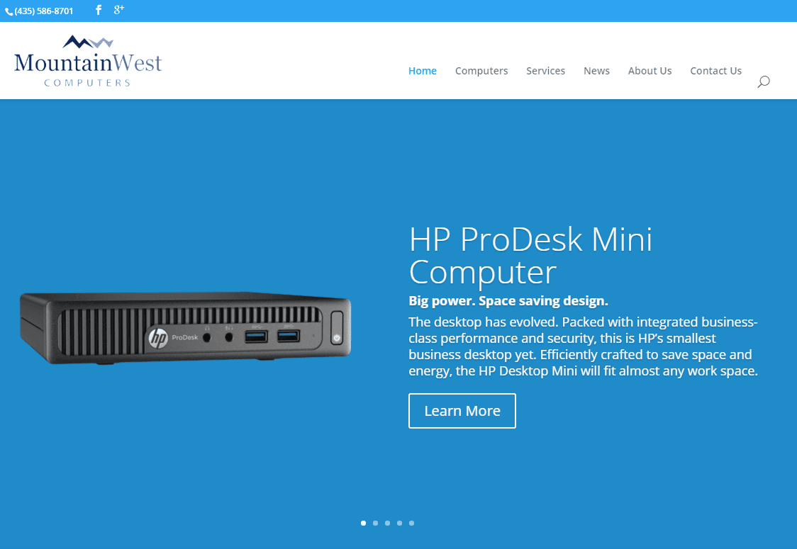 Mountain West Computers | SU Websites