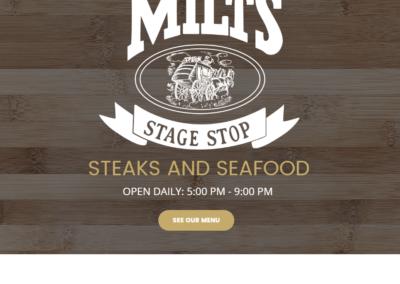 Milt's Stage Stop